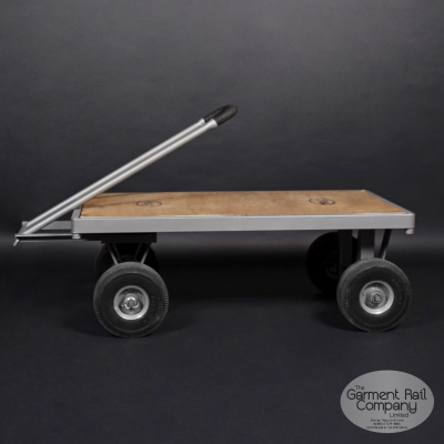 Cloakroom Solutions - Heavy Duty Turntable Trolley
